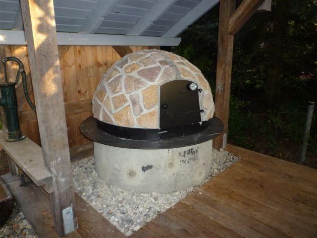 Garten Pizzaofen war beste stil für ihr haus ideen
