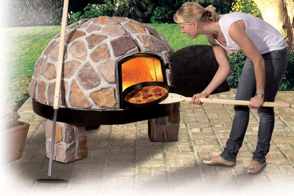 Pizzaofen für draussen Pizzaofen für draussen