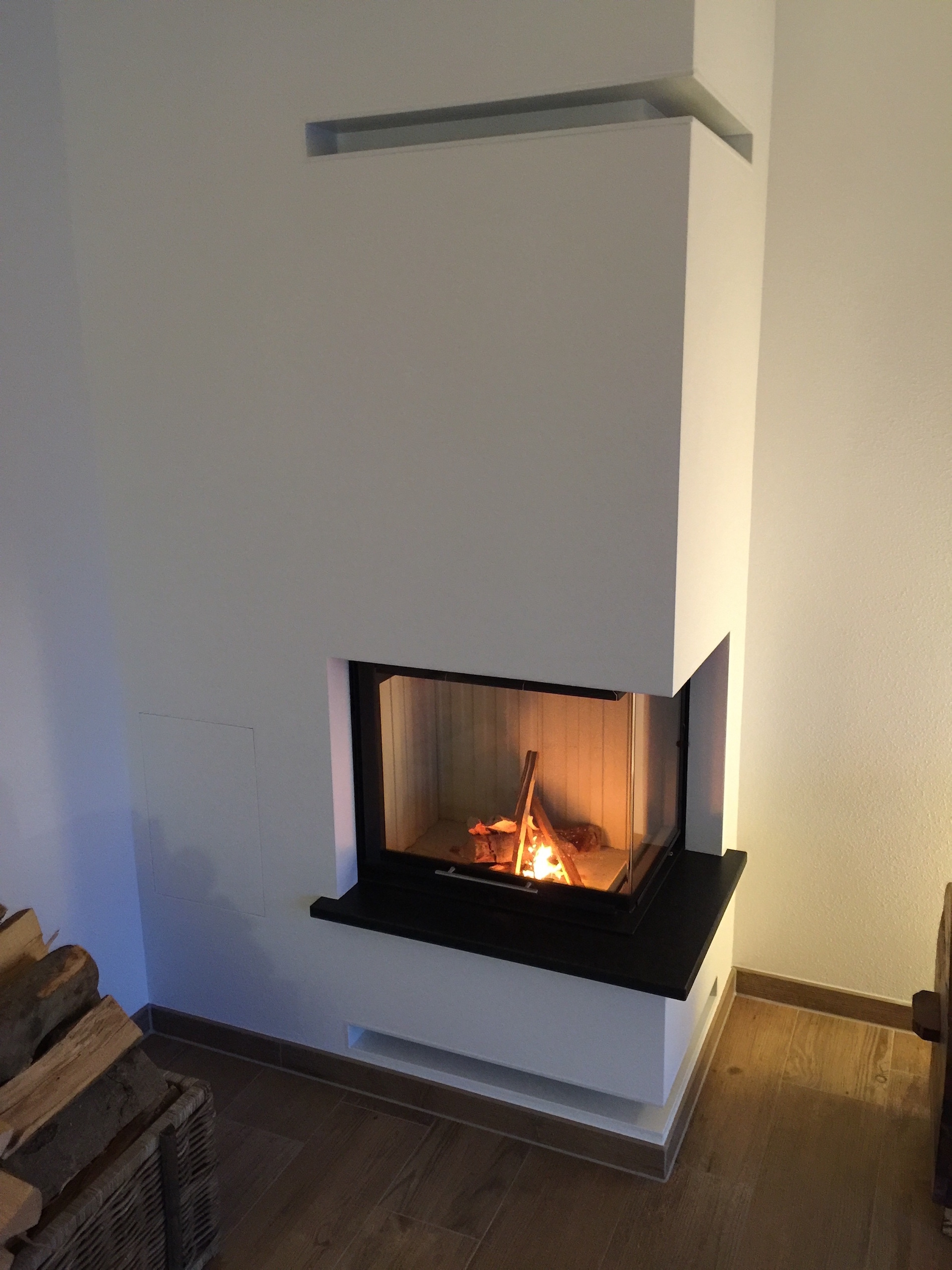 eckkamin spartherm 674557. Black Bedroom Furniture Sets. Home Design Ideas
