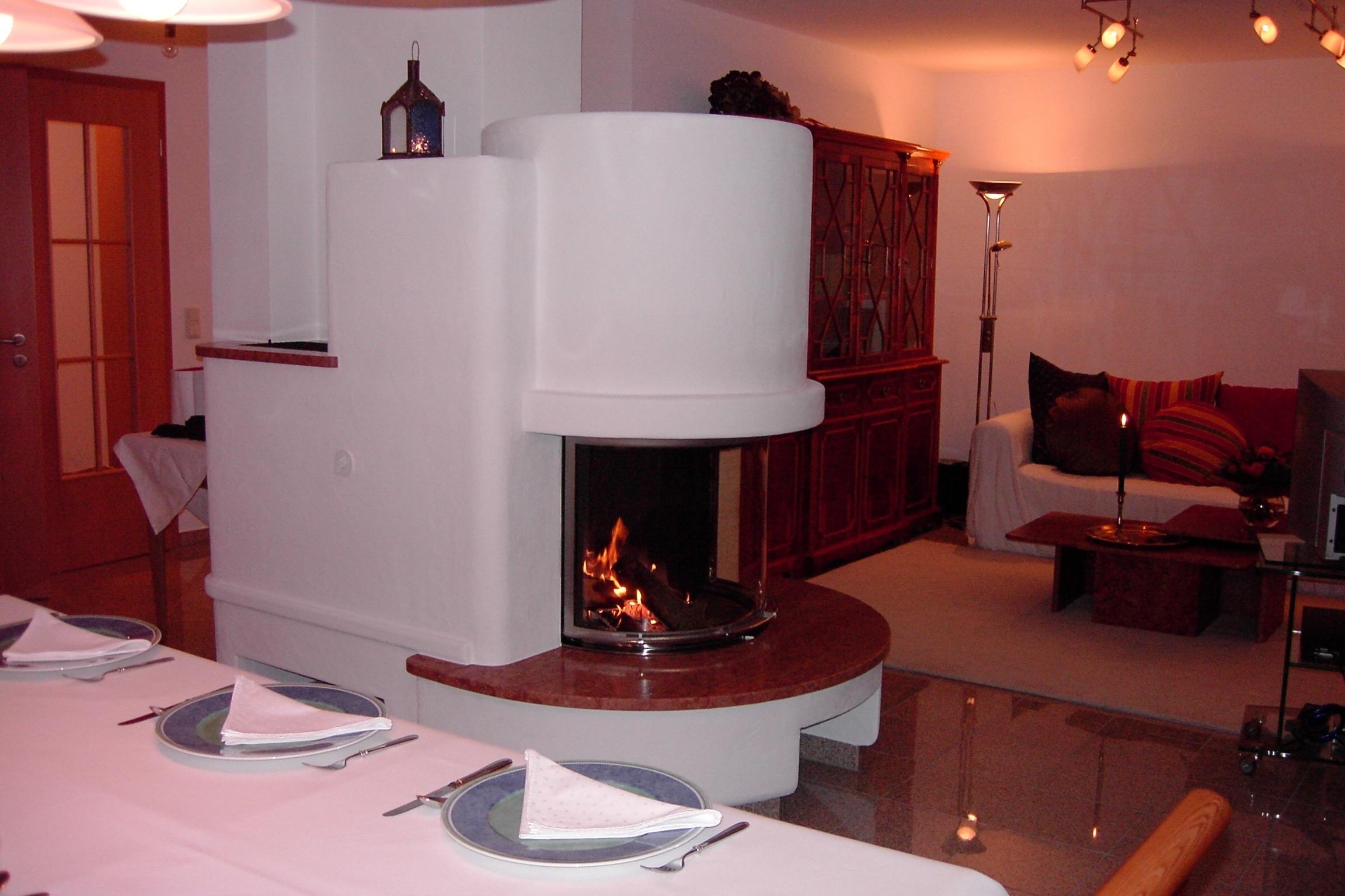 spartherm panoramakamin rund. Black Bedroom Furniture Sets. Home Design Ideas